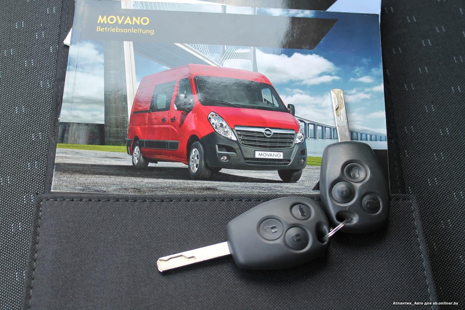 Opel Movano L4H3