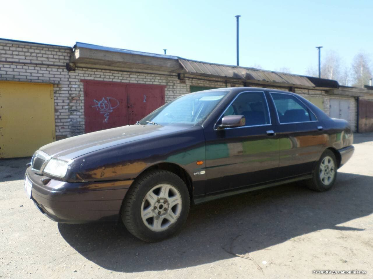 Lancia Kappa TDS