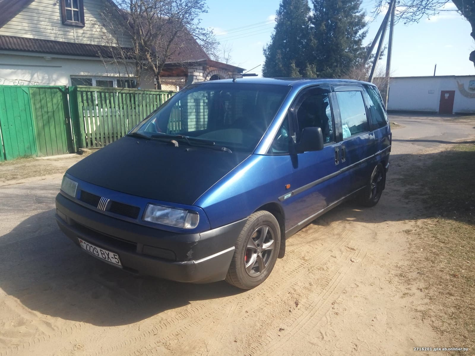 Fiat Ulysse