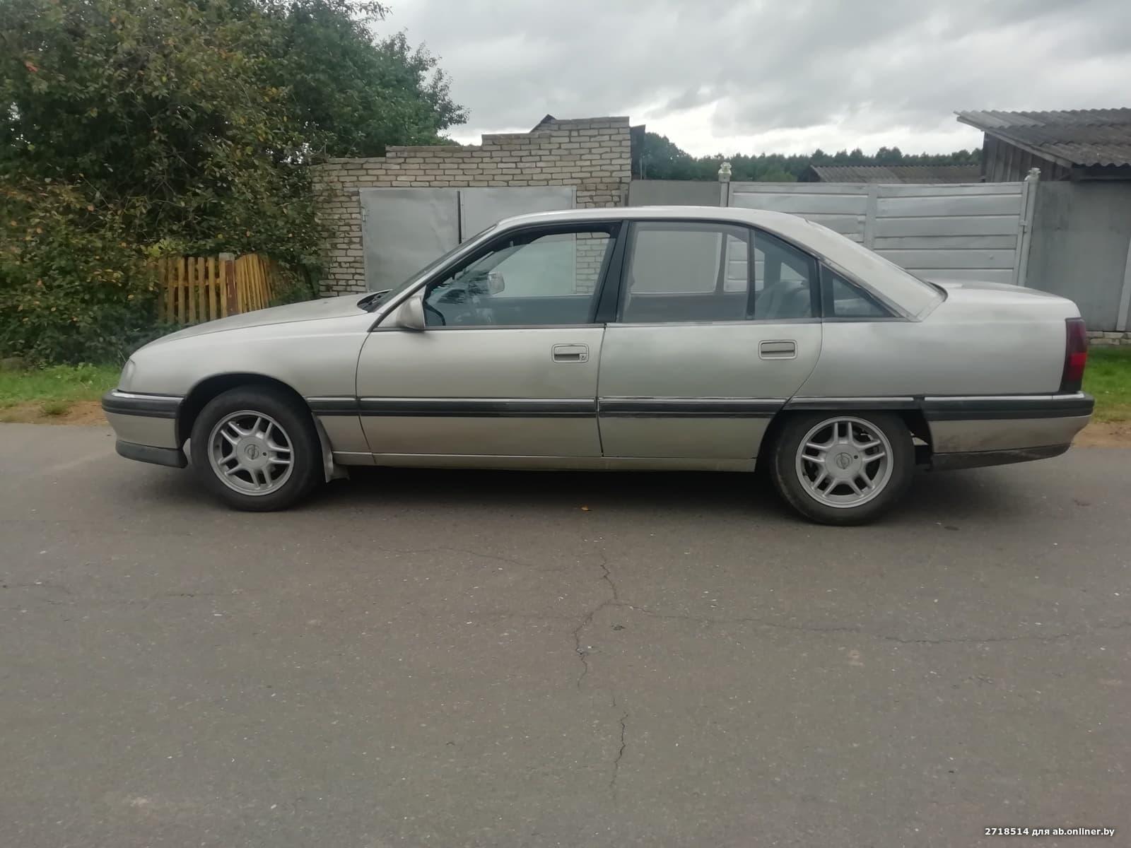 Opel Omega А