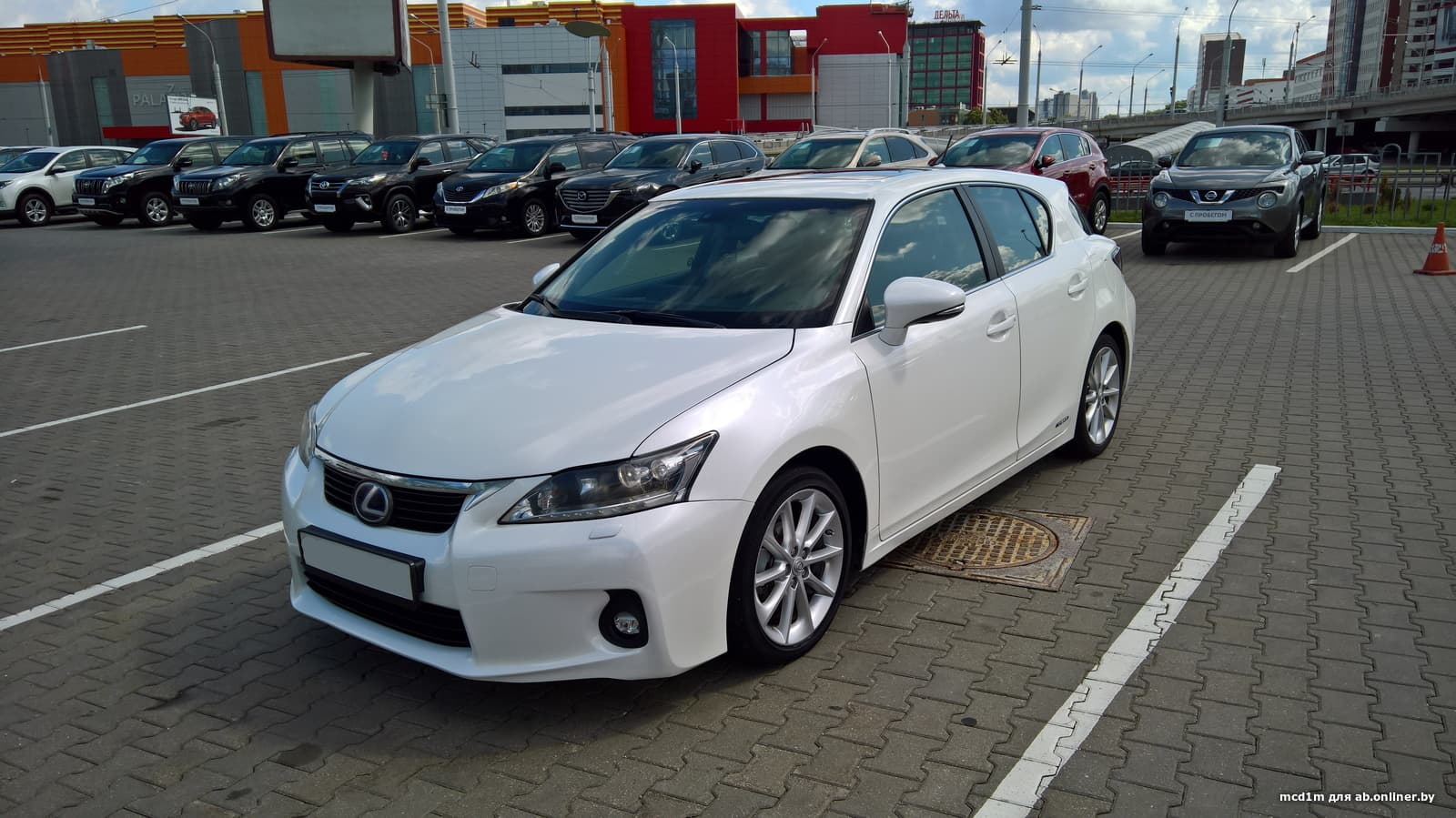 Lexus CT Luxury