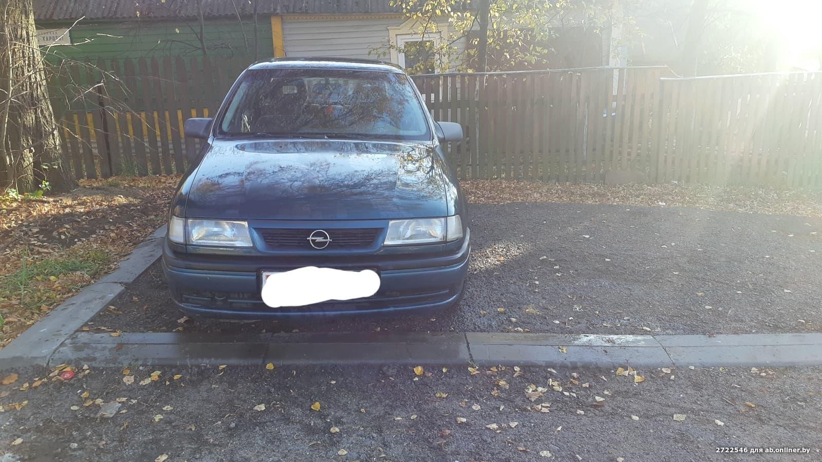 Opel Vectra CD