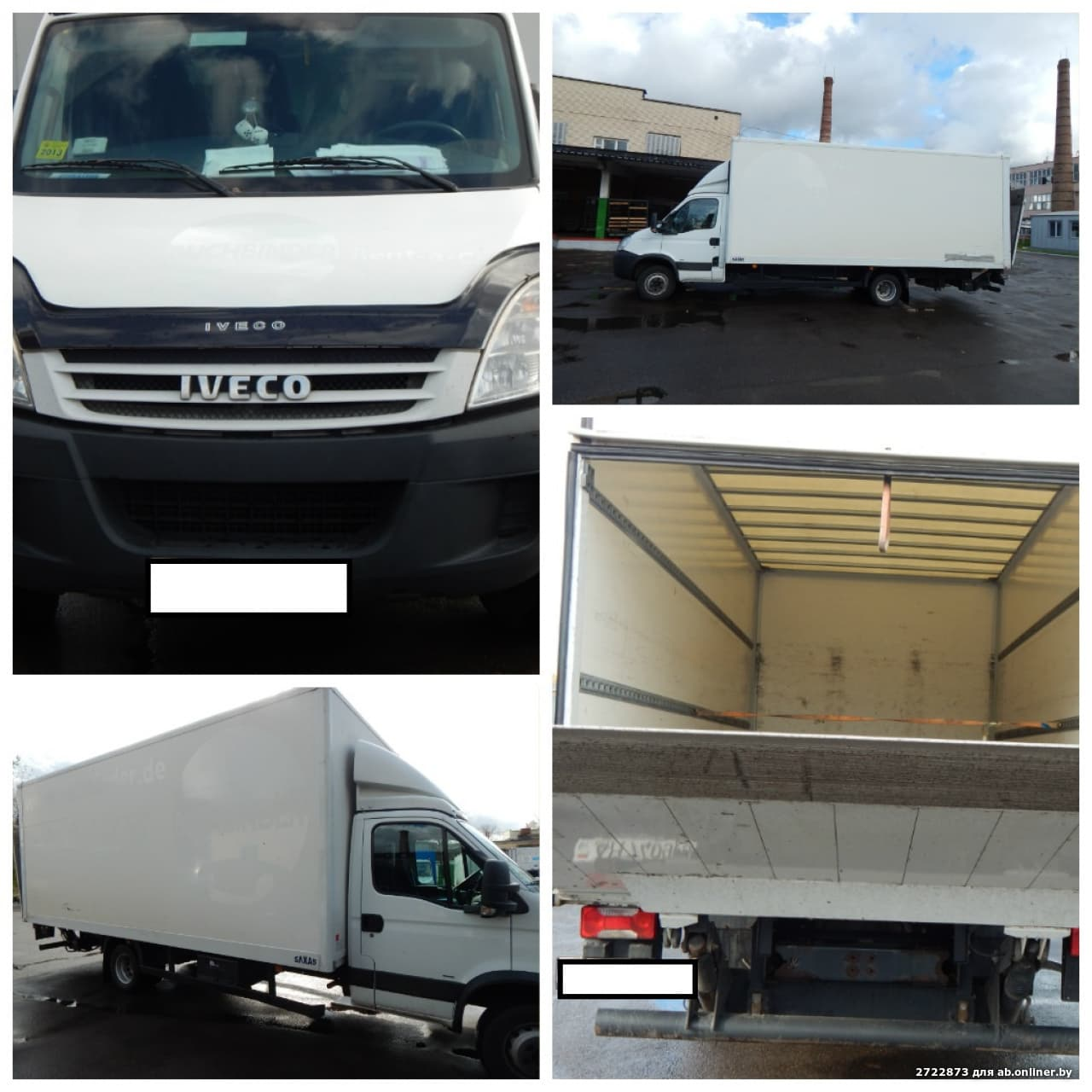 Iveco Daily 65C18,2008