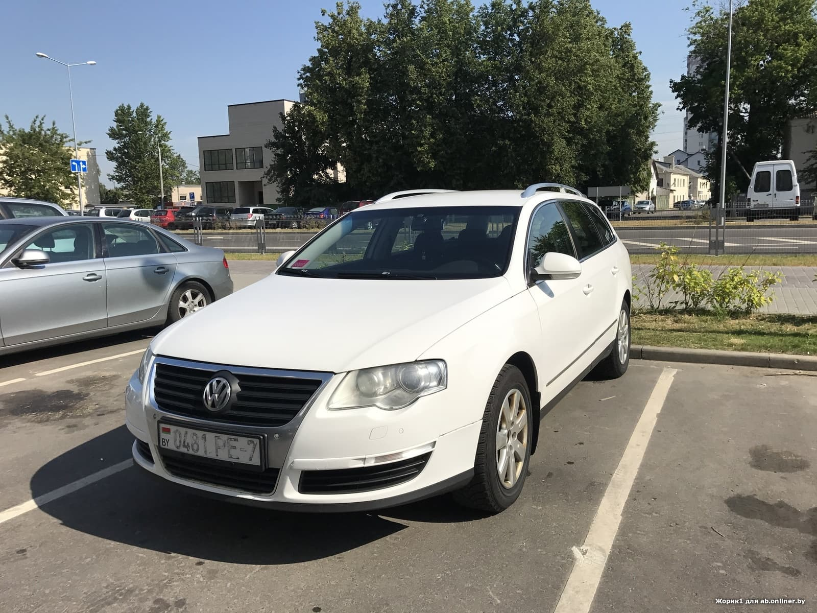 Volkswagen Passat CNG