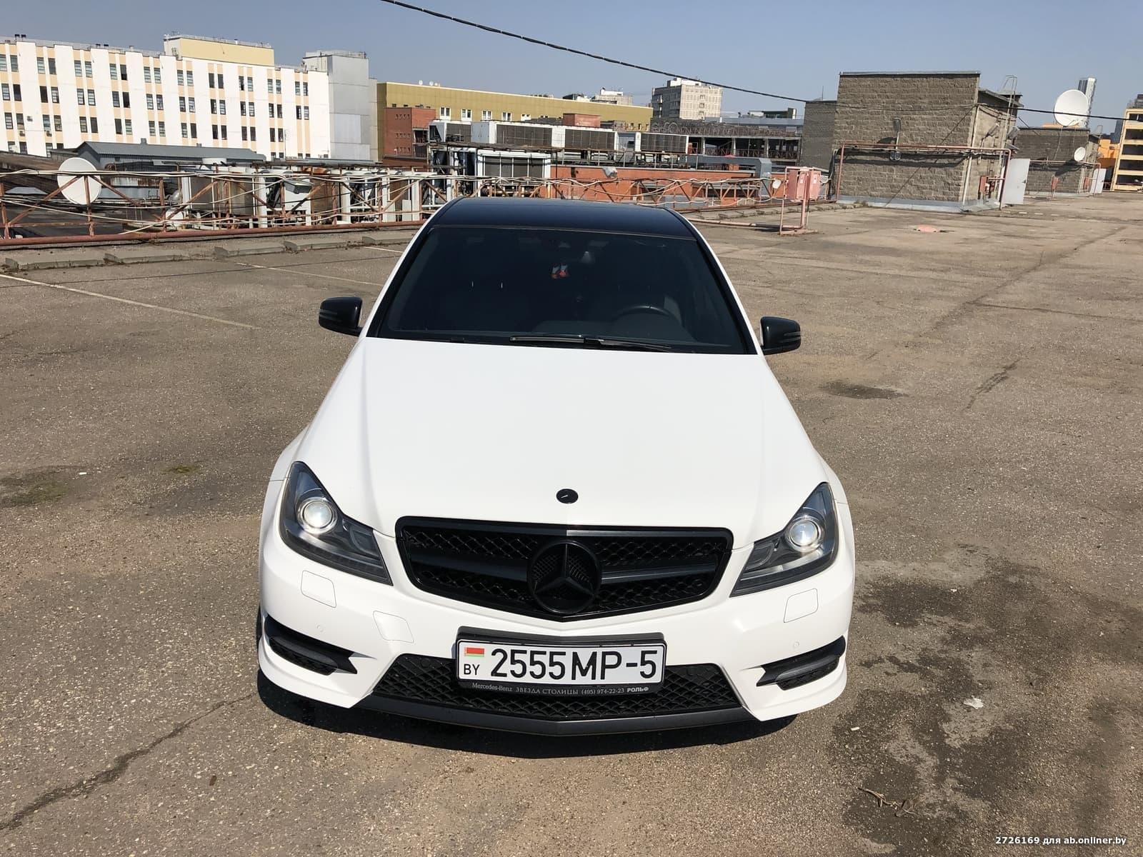 Mercedes-Benz C180 Amg W204