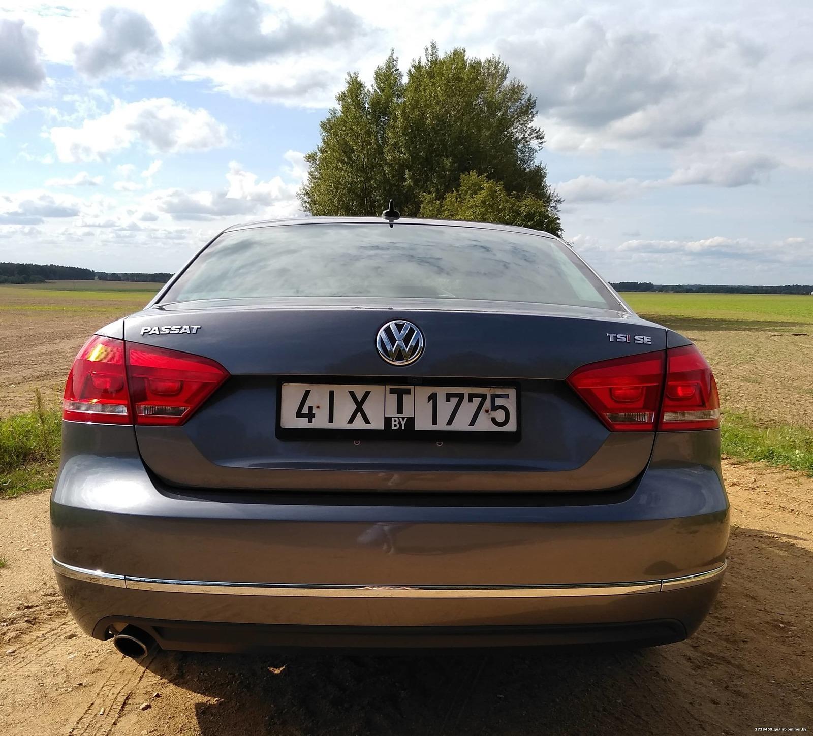 Volkswagen Passat В7   SE