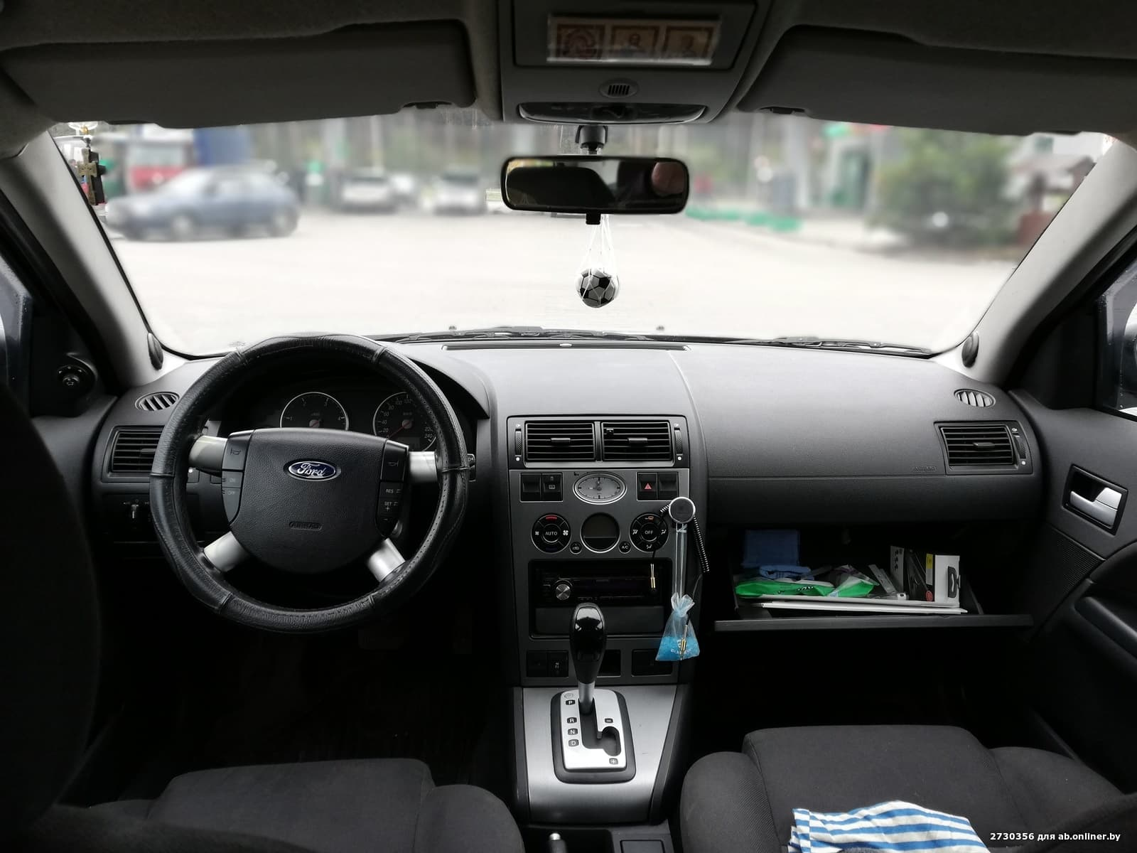 Ford Mondeo 2.0 TDCI 130 л/с
