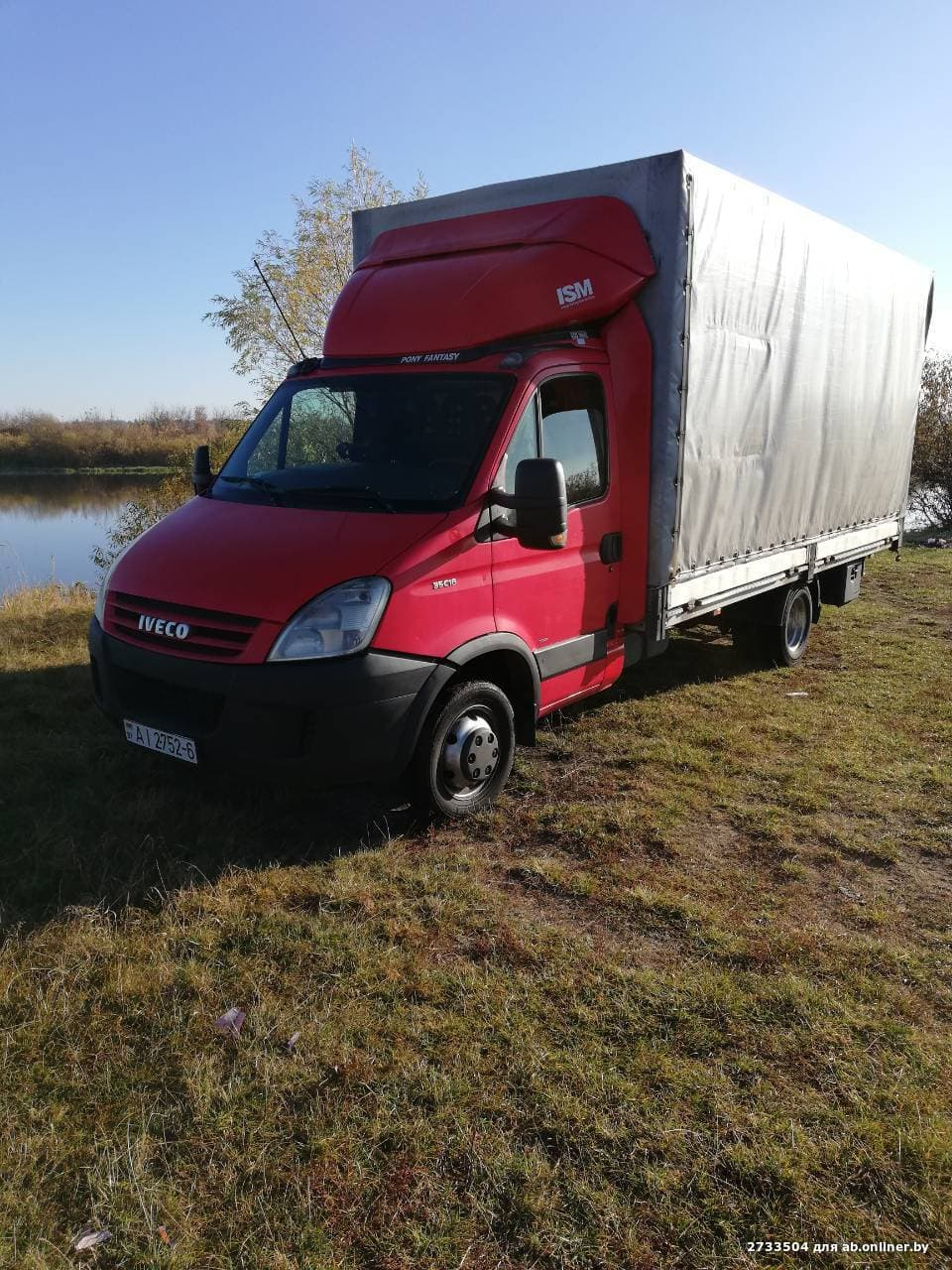 Iveco Daily 35с18