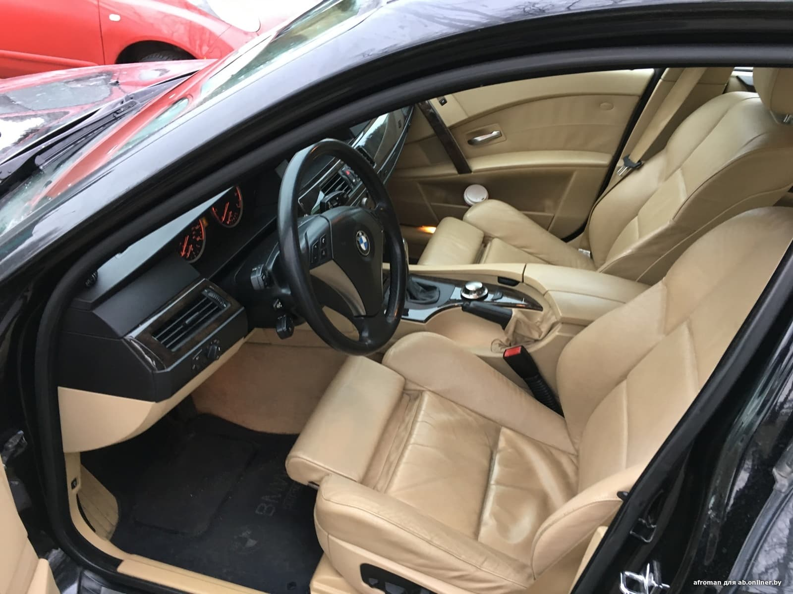 BMW 545 i