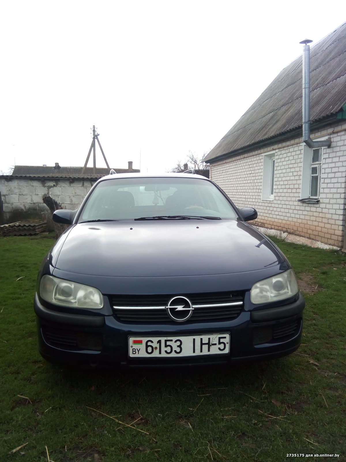 Opel Omega Gm