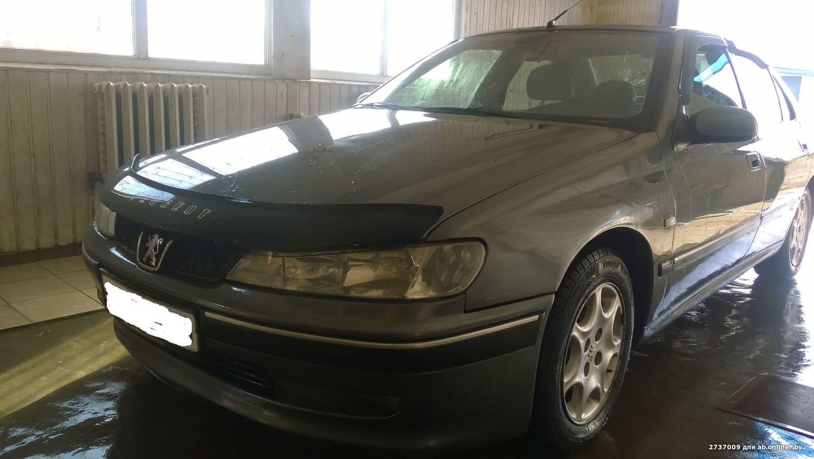 Peugeot 406 HDI