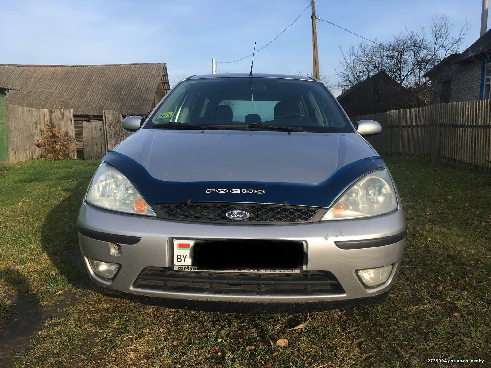 Ford Focus TDI