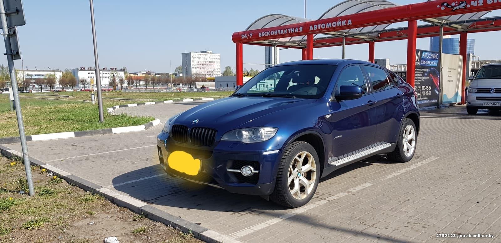 BMW X6 X DRIVE
