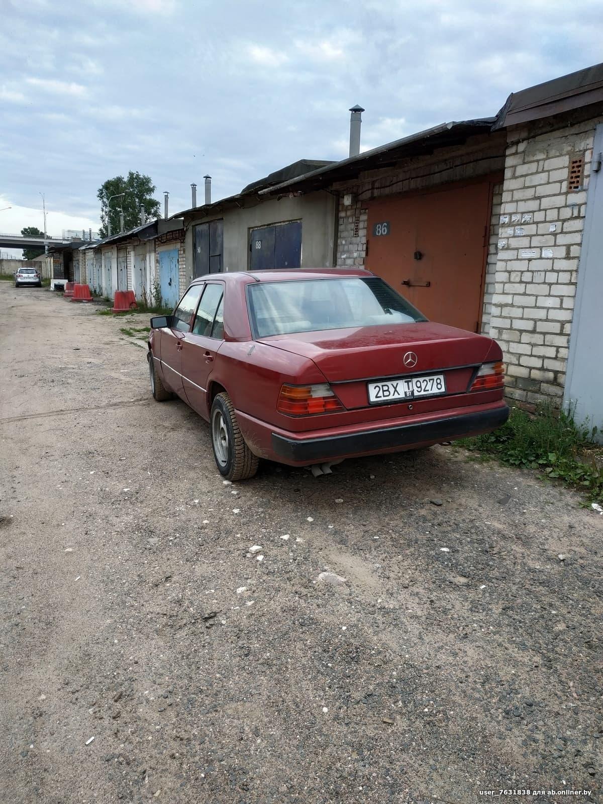 Mercedes-Benz E260