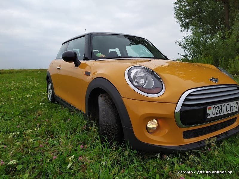 Mini Cooper III