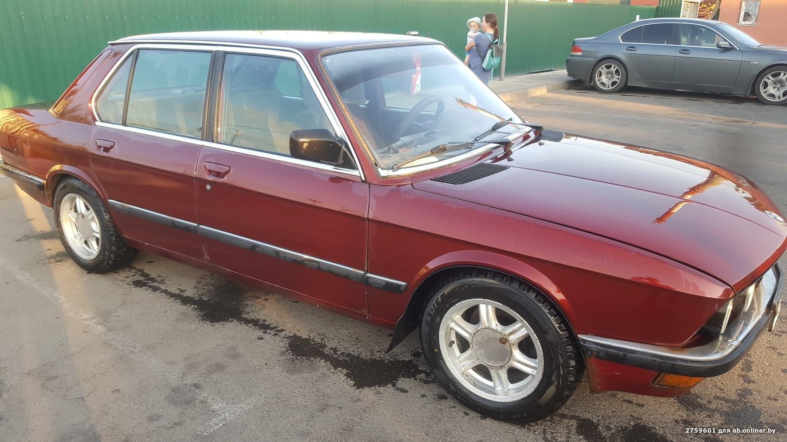 BMW 524 TD