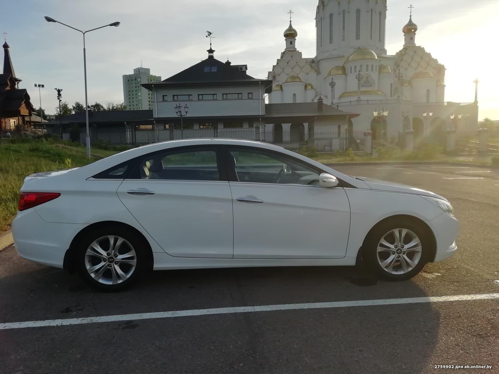 Hyundai Sonata VI YF