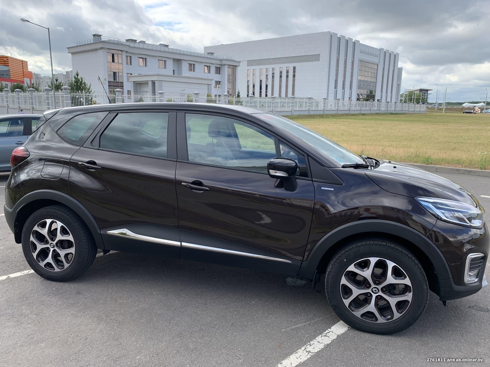 Renault Captur 4WD