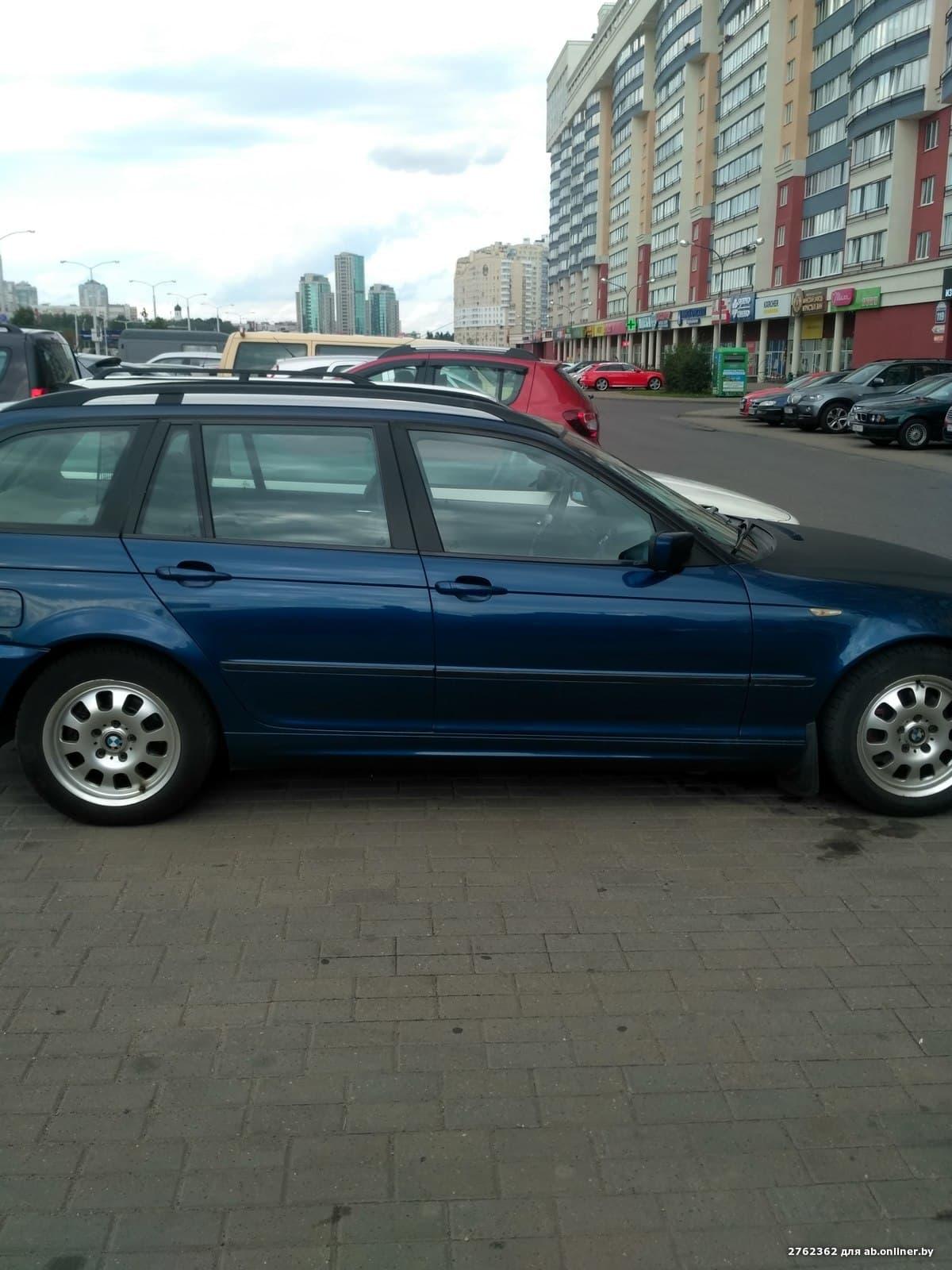 BMW 320 150 л.с.