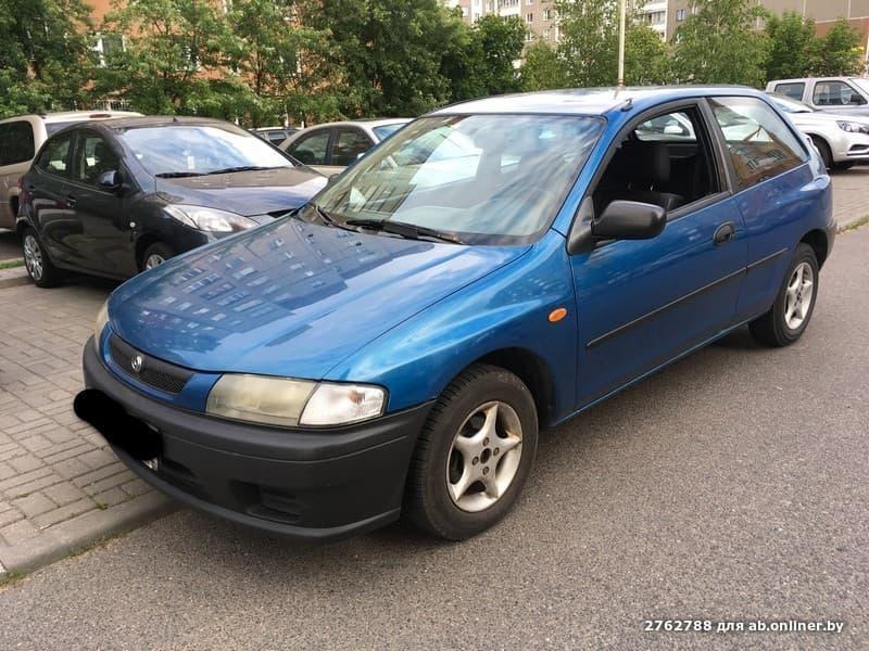 Mazda 323 Р