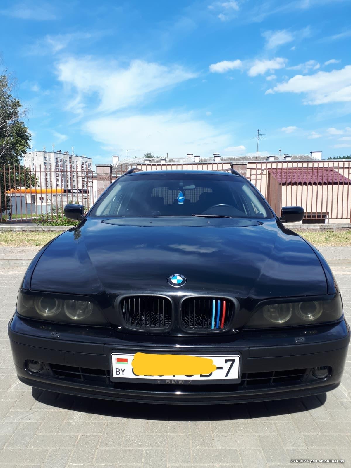 BMW 525 Е39