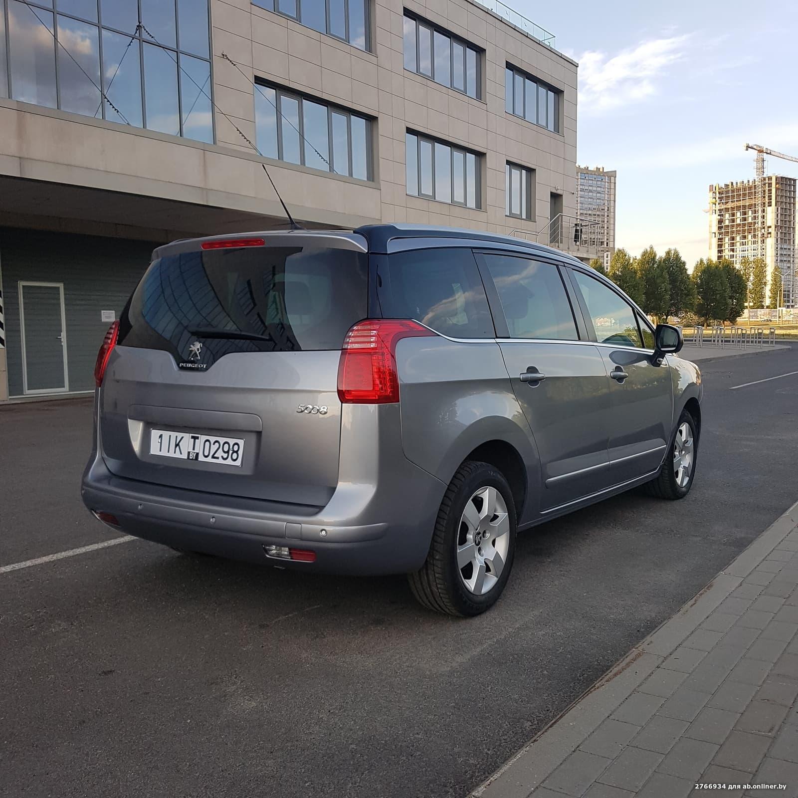Peugeot 5008 Style