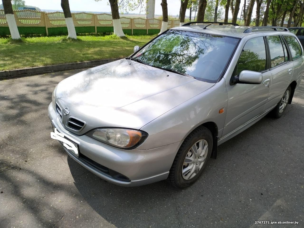 Nissan Primera P11 (рестайлинг)
