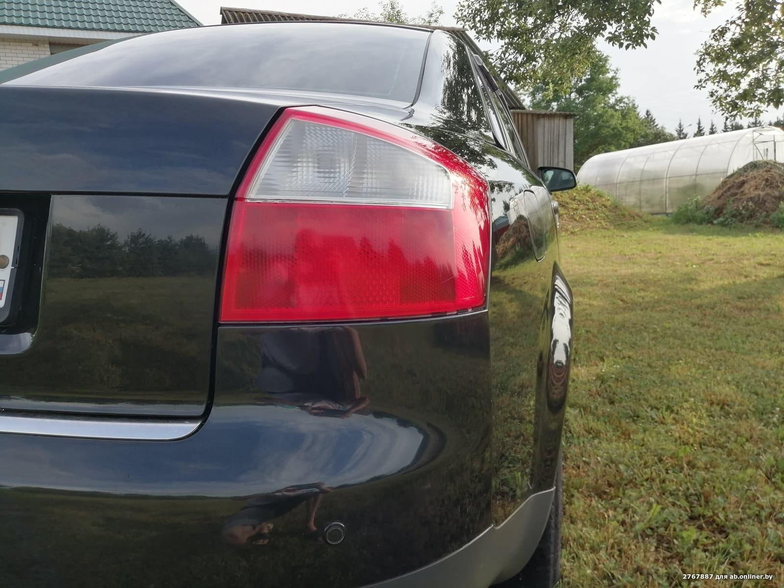 Audi A4 В6