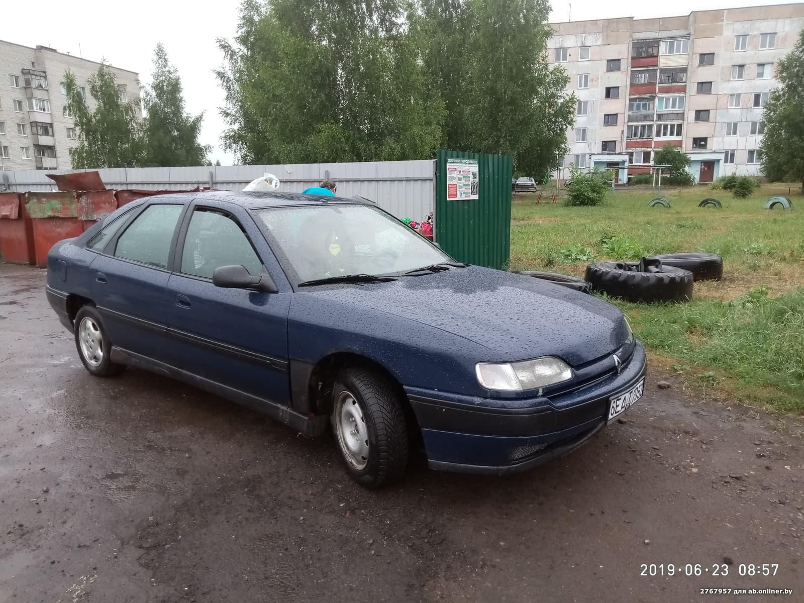 Renault Safrane В54