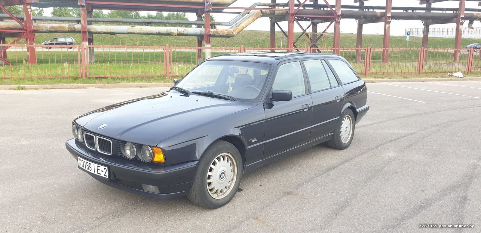 BMW 525 IX