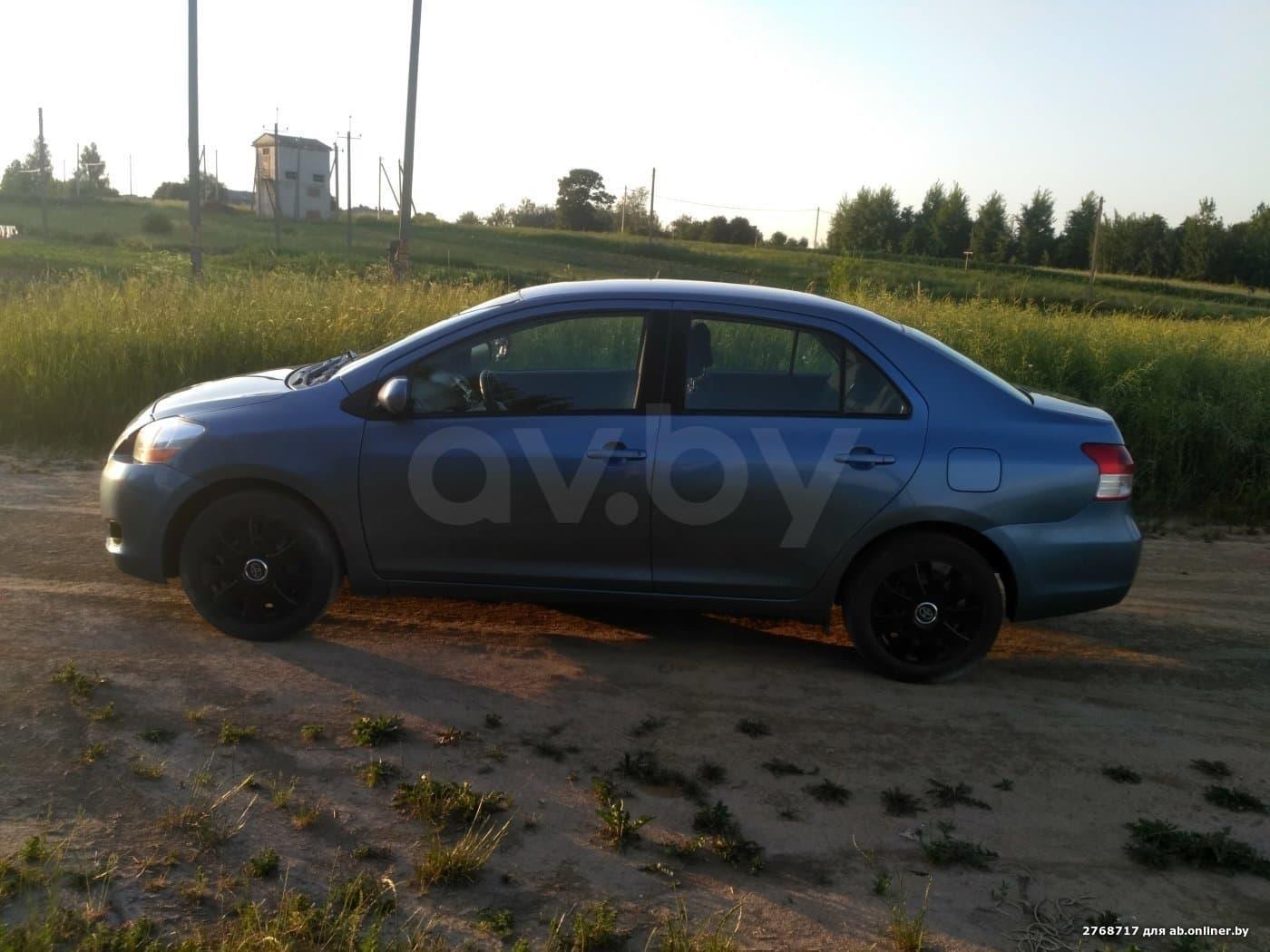 Toyota Yaris (PX9) рестайлинг