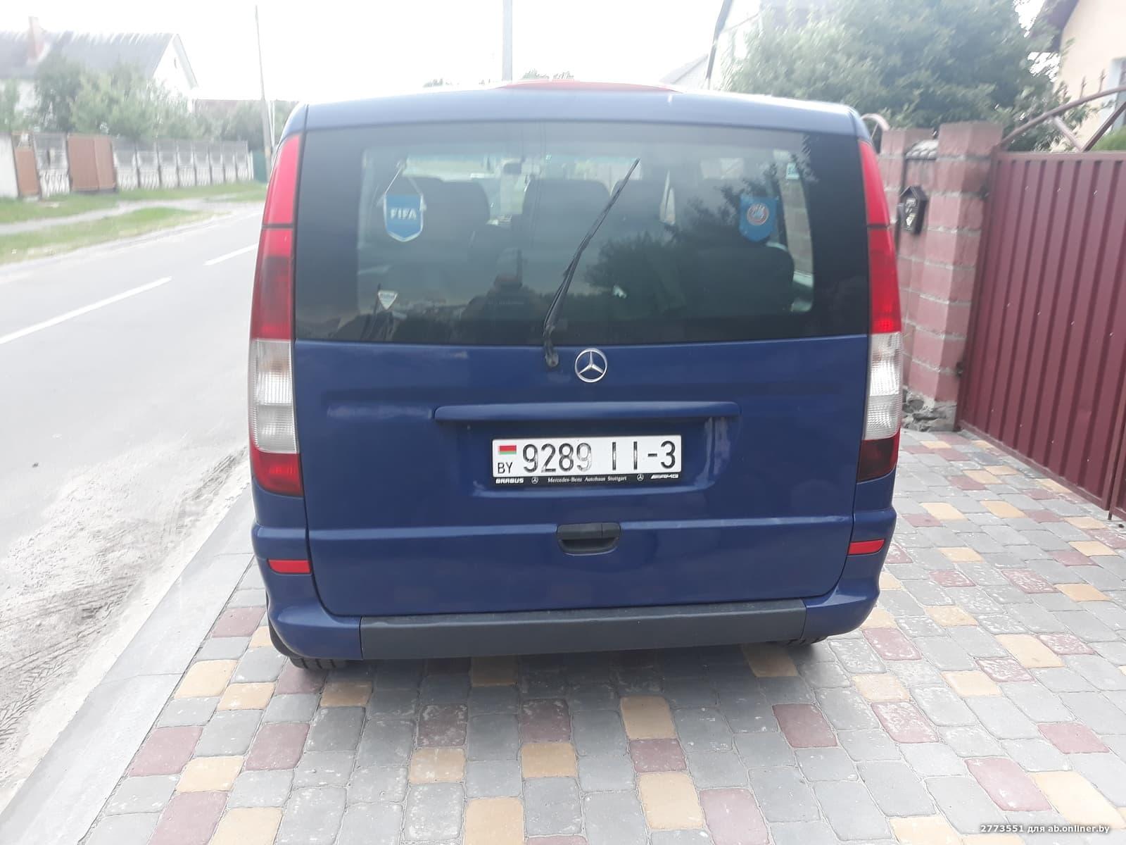 Mercedes-Benz Vito CDI115