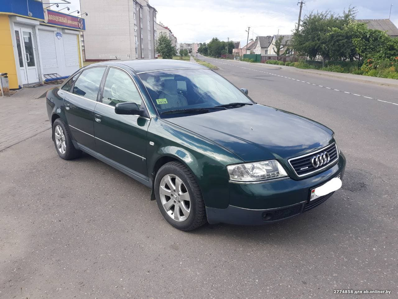 Audi A6 Quattro
