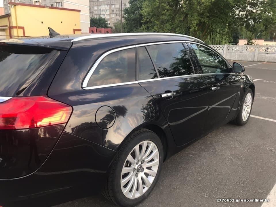 Opel Insignia турбо