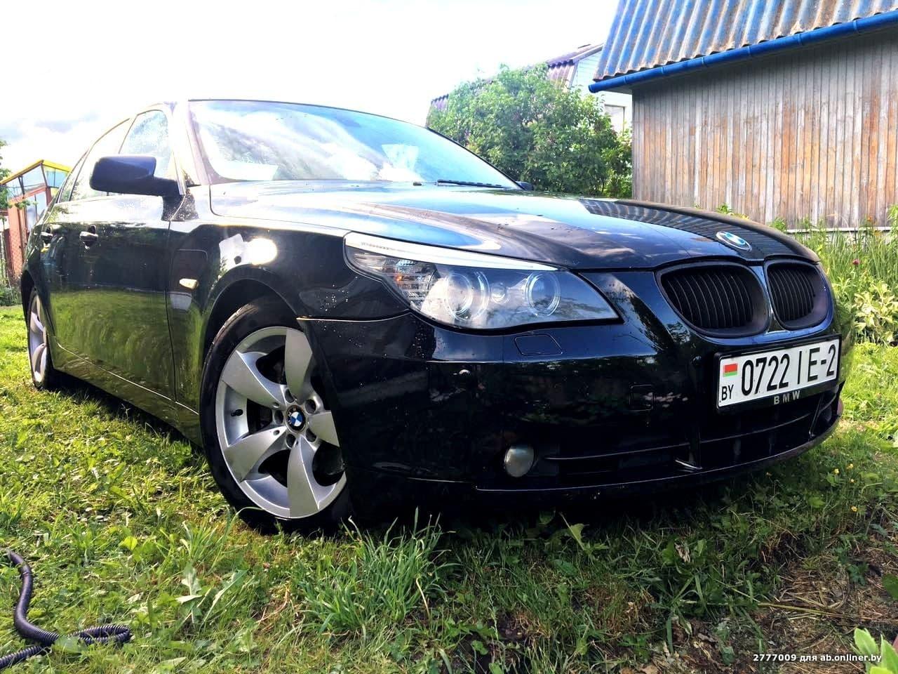 BMW 530 Е60