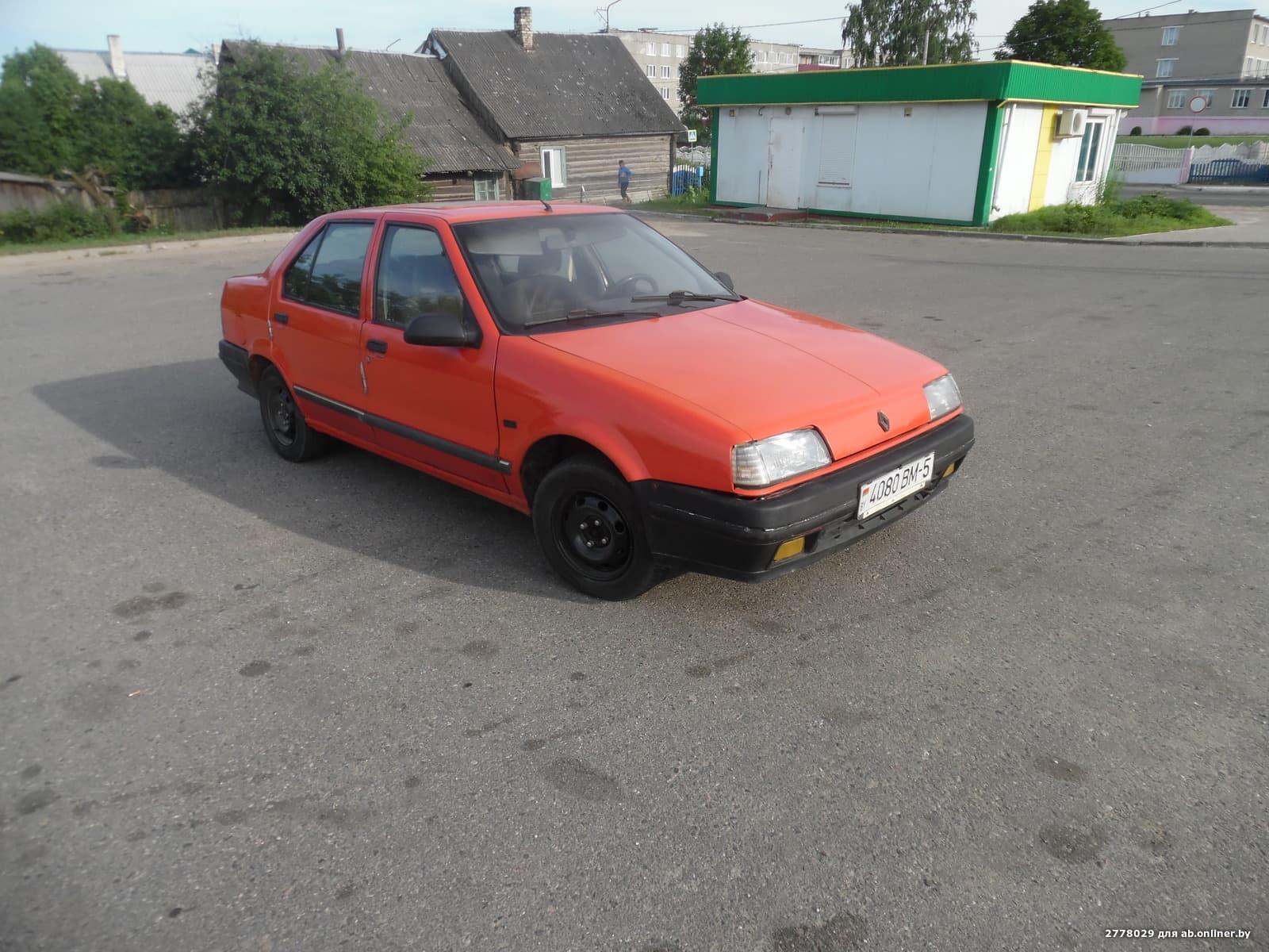 Renault 19 I