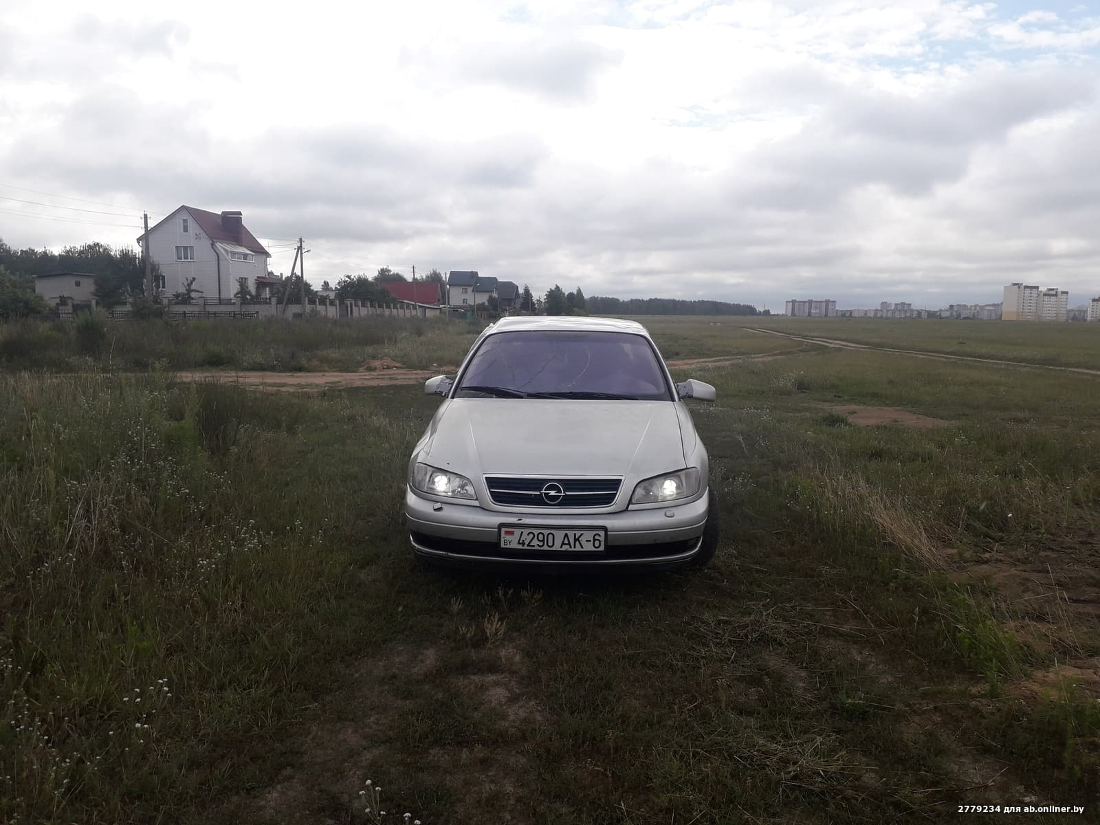 Opel Omega Eleganse