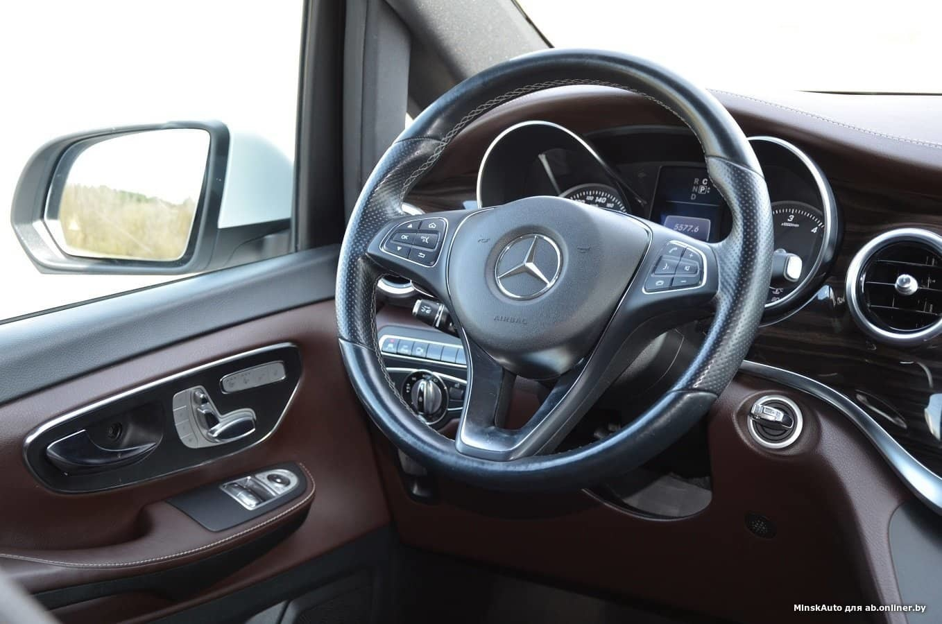 Mercedes-Benz V250 CDi Long Avangarde Edition 1