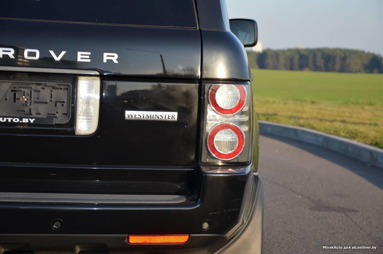 Land Rover Range Rover 3.6TDV8 Westminster