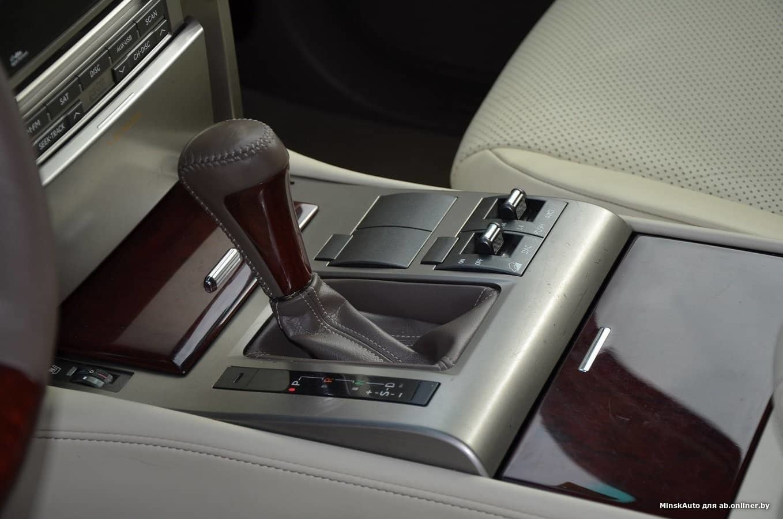 Lexus GX II V8 4.6i Luxuru