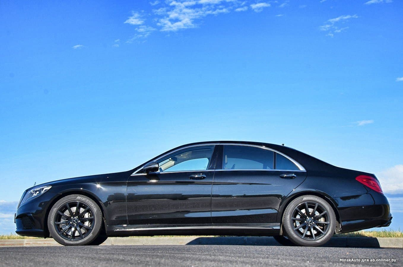 Mercedes-Benz S63 AMG W222 Long Carbon Night 4 MATIC