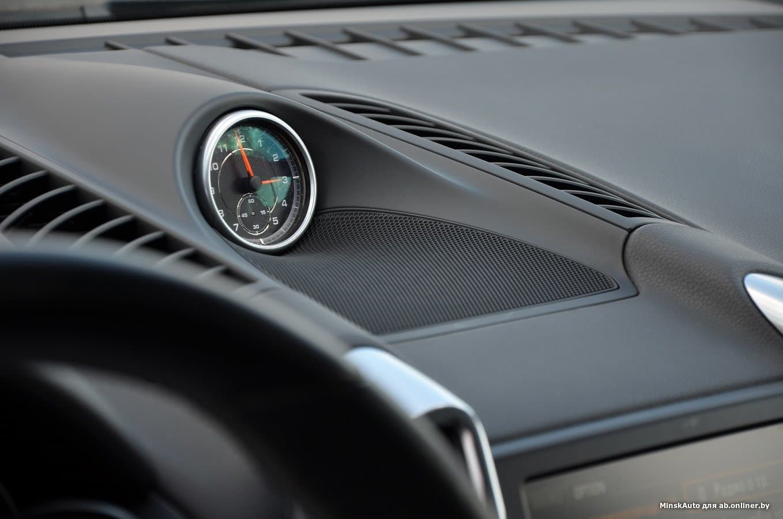 Porsche Cayenne 958 (рестайл) V6 3.0D