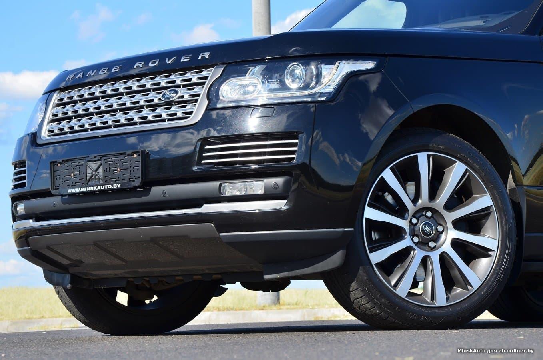 Land Rover Range Rover IV 5.0i Autobiography Super