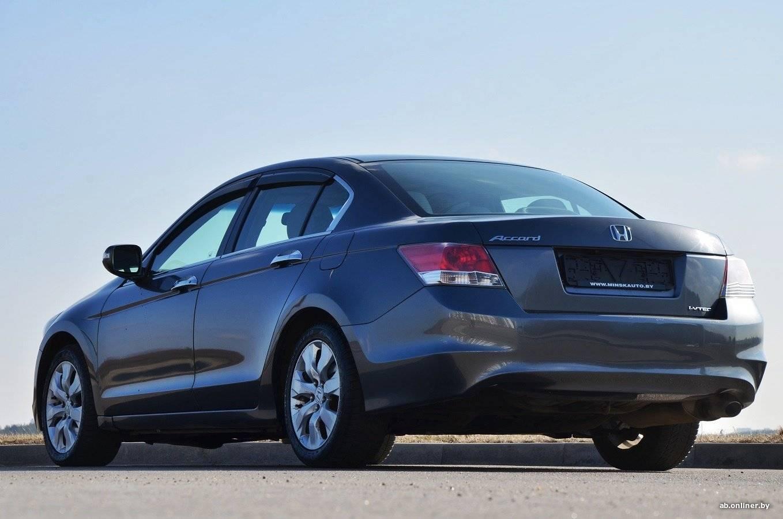 Honda Accord VIII 2.4i-Vtec