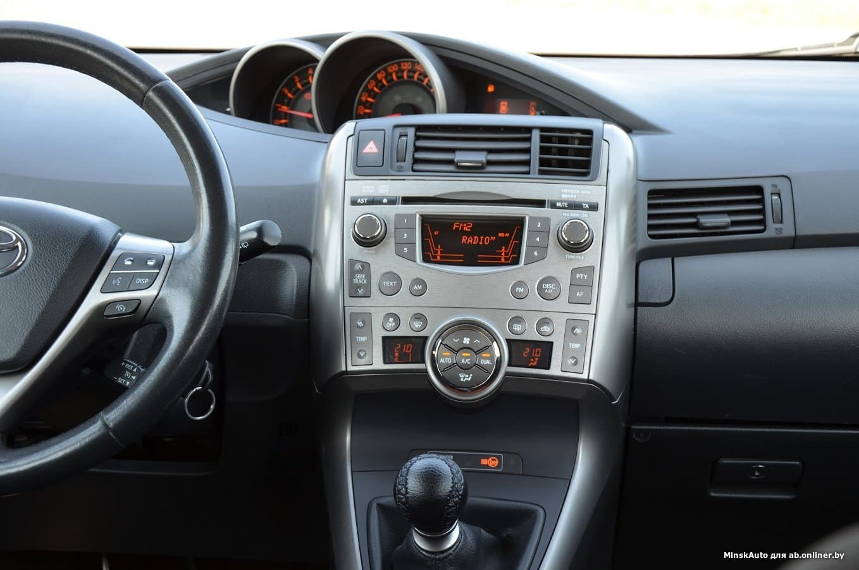 Toyota Verso I 2.0D-4D Europa