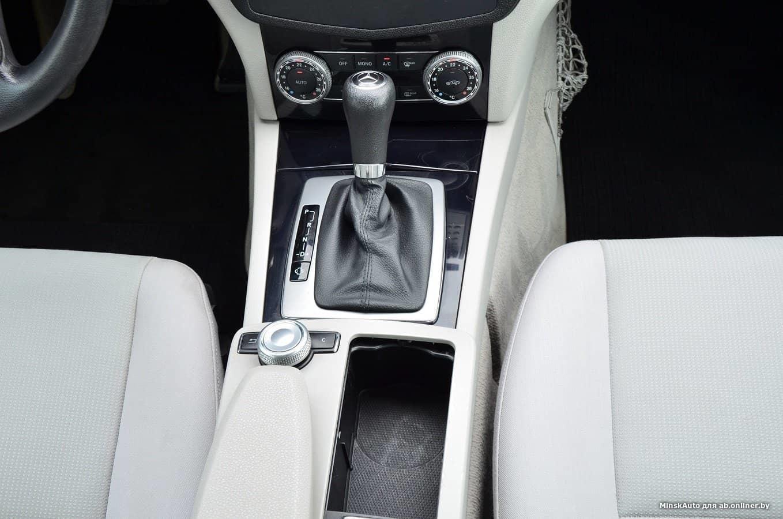Mercedes-Benz C220 W204, S204 220CDi