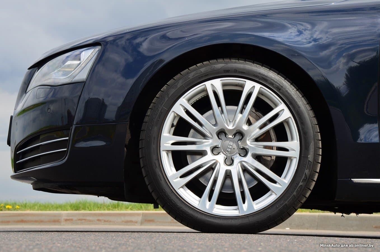 Audi A8 D4 V6 3.0TDi Quattro