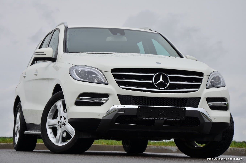 Mercedes-Benz ML300 W166 350CDi 4Matic