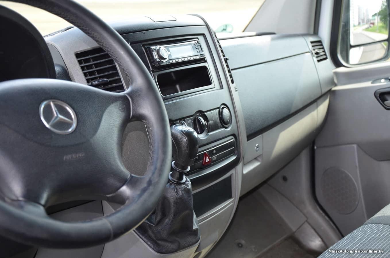 Mercedes-Benz Sprinter 316CDi Maxi