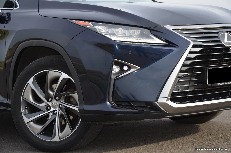 Lexus RX IV 2.0Ti AWD Luxuru